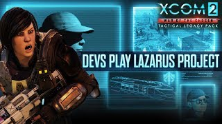 XCOM 2: War of the Chosen - Tactical Legacy Pack - Devs Play Lazarus Project