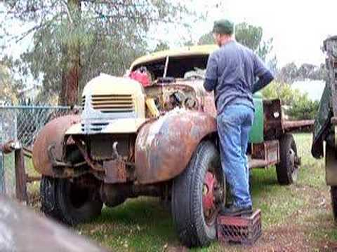 Dodge Army Truck First Run WWII 1940
