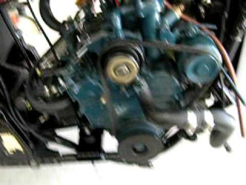 Kubota diesel motorcycle d722