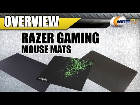 Razer Gaming Mouse Mats Overview - Newegg TV