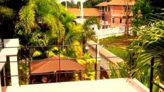 Two bedroom villa with private pool near Naiharn beach