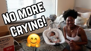 HE'S NOT A CRY BABY ANYMORE! | VLOG