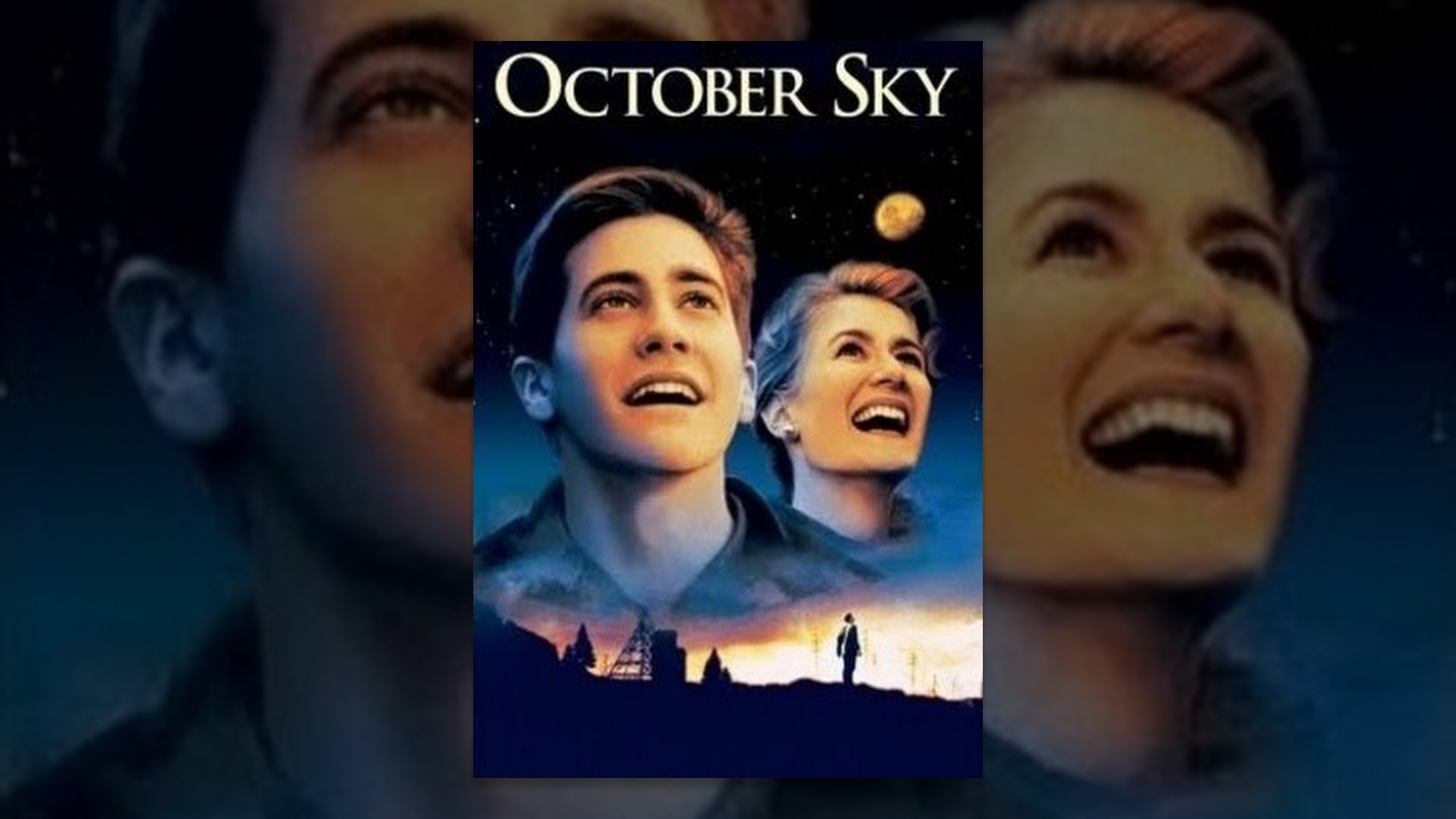 october sky The story is about a young man who gets inspired to build his own rocket and become a scientist after witnessing the passage of sputnik i over the united states in october.