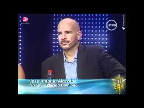 Yo Soy Placido Domingo - Jose Antonio Alcazaba Bustamante - Nessun Dorma