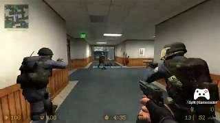 Counter Strike Source защищаю офис от тирористов