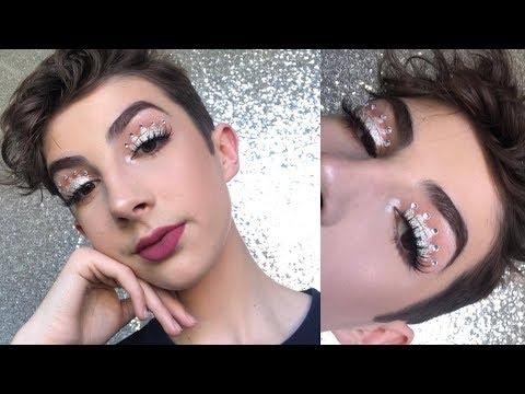 Princess/Queen Crown Eye Makeup Tutorial   AD