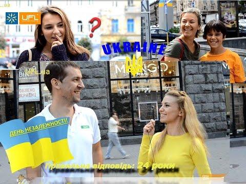 Україна очима українців. День Незалежності 2015! ОПИТУВАННЯ