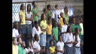 """Speak"" Myron Butler w/ Children & Youth Choir"