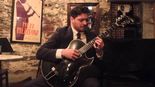 Pasquale Grasso, solo guitar at Mezzrow in NYC