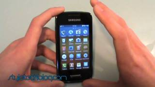 Video recensione italiana Samsung Wave Y S5380D (bada 2.0)_Style Tech Blog