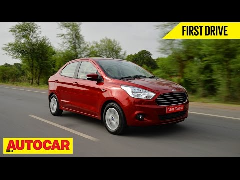 Ford Figo Aspire | First Drive | Autocar India