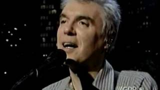 David Byrne-And She Was (HQ)