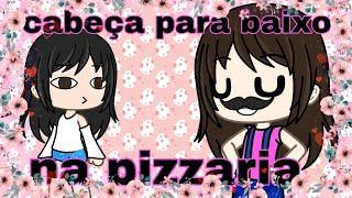De cabeça para baixo na pizzaria//JULIA MINEGIRL VERSÃO GACHA LIFE\\(meme)-LETICIA RAPOSA