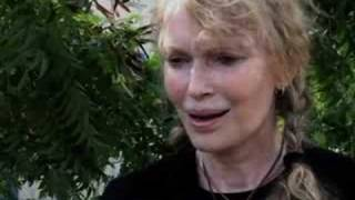 Unicef Ambassador Mia Farrow On The Devastation In Haiti