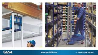 Genie Portable Material Lifts