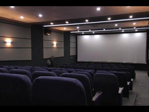 У Калуші відкрили сучасний кінозал на сто місць