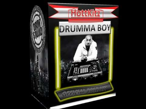 DRUMMA BOY DRUM KIT 2012 (NEW!) - INSTANT DOWNLOAD !!!