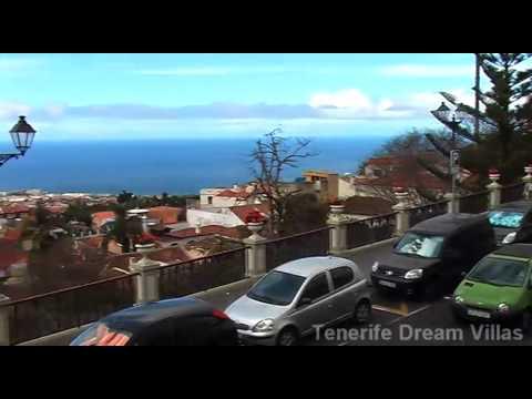 La Orotava Tenerife Video