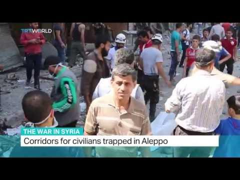The War in Syria: UN envoy De Mistura in favour of humanitarian corridors, Ediz Tiyansan reports