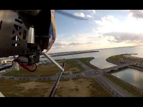 Toyosaki Heli Club Fpv Camera Dbi Antena Test Youtube