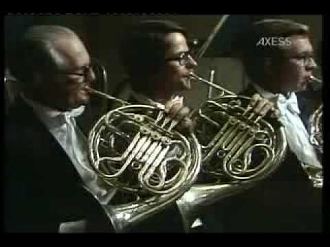 Rimsky Korsakov Scheherazade Mvt 1; Phil Orchestra Ormandy
