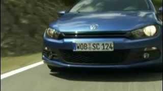 Volkswagen Scirocco - тест-драйв