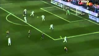 BARCELONA VS REAL MADRID - EL CLASICO - PARTIDO COMPLETO - FULL MATCH 29 12 2010