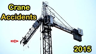 Crane Accidents and Fails Compilation