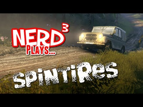 Nerd³ Plays... Spintires