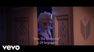 "Various Artists - Into the Unknown (In 29 Languages) (From ""Frozen 2"")"
