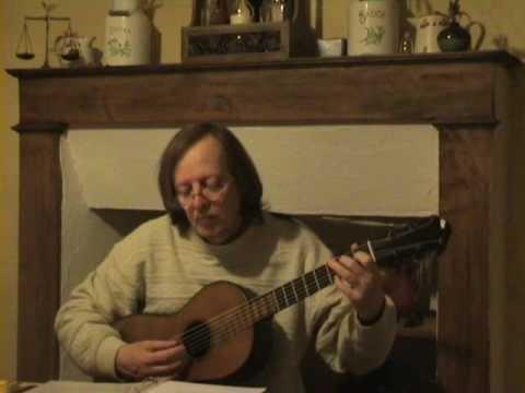 Mauro Giuliani - Etude opus 50 n°20 - Romantic Guitar