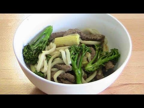 Simple Beef Stir Fry – RECIPE