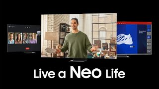 Neo QLED 8K: Do more amazing things (Full ver.) | Samsung