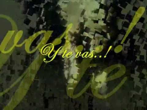 JD Natasha - Y te vas lyrics