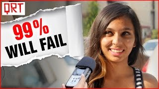 Clear IAS EXAM | Aptitude Test | English Spelling Check | Funny Riddles & IQ Test | QRT