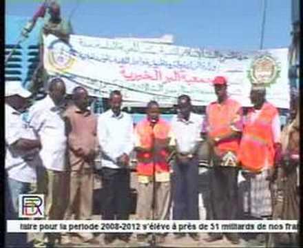 Radio and TV Djibouti - Journal en Somali Mars 4, 2008