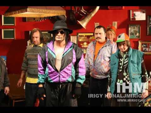 Irigy Hónaljmirigy: Michael Jackson Smooth Criminal paródia (audio)
