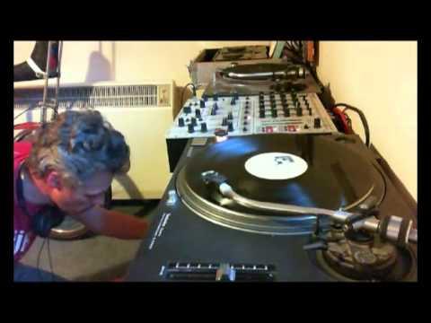 DJ Ambrosia First Old Skool Vinyl progressive, trance, techno mix.