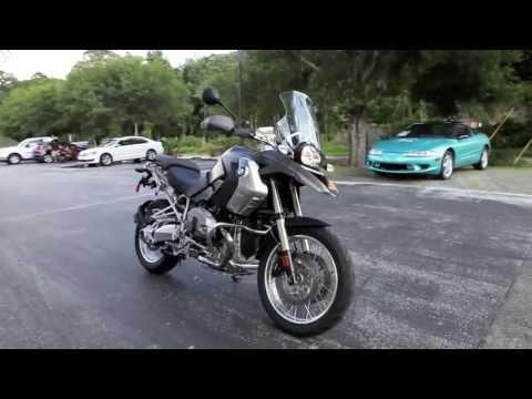 2011 BMW R1200GS Grey at Euro Cycles of Tampa Bay