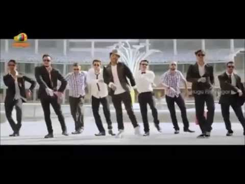 Race Gurram Sweety Song Copied video