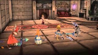 Final Fantasy IX Boss Battle - Beatrix - Alexandria