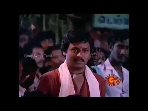 Ramarajan Version Of Vaadi Vaadi Cute Pondati Song - Funny Remix Tamil video