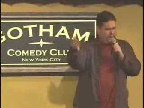 Kevin Conn Gotham Comedy Club 2/22/06 Video