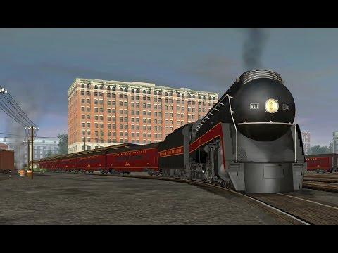 K&L Trainz PRR B1 Electric Switcher (Official) на tubethe com