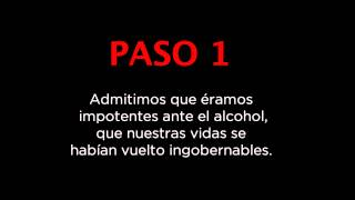 PASO 1. ¿Qué es el alcoholismo?