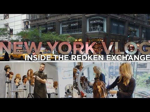 New York Vlog - Come with Me Inside the RedKen Exchange