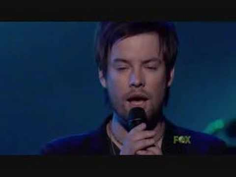 David Cook - The Music of the Night