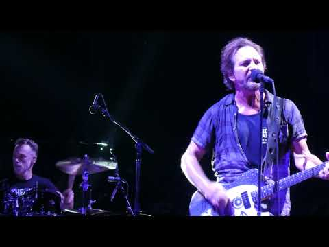 Pearl Jam - Immortality II - Fenway Park (September 4, 2018)