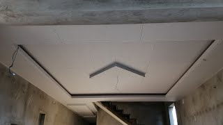 Trần thạch cao đẹp Plaster Ceilings