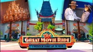 Top 10 Disney's Great Movie Ride Secrets | A Disney Ride Farewell